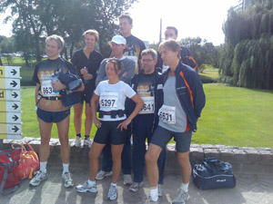 deelnemers Marathon