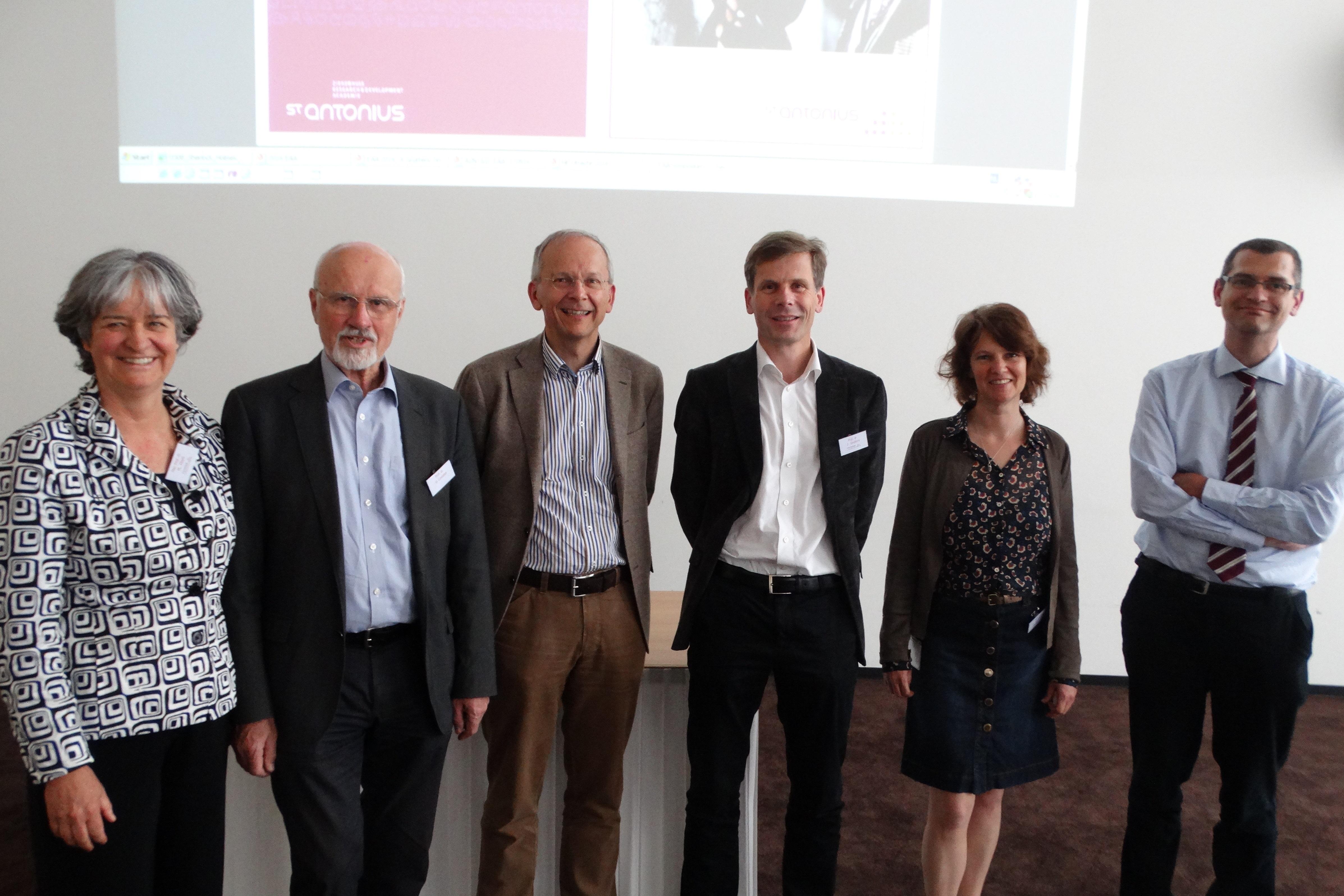 Sprekers en organisatie EAA symposium10x15