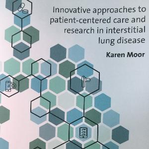 Promotie Karen Moor